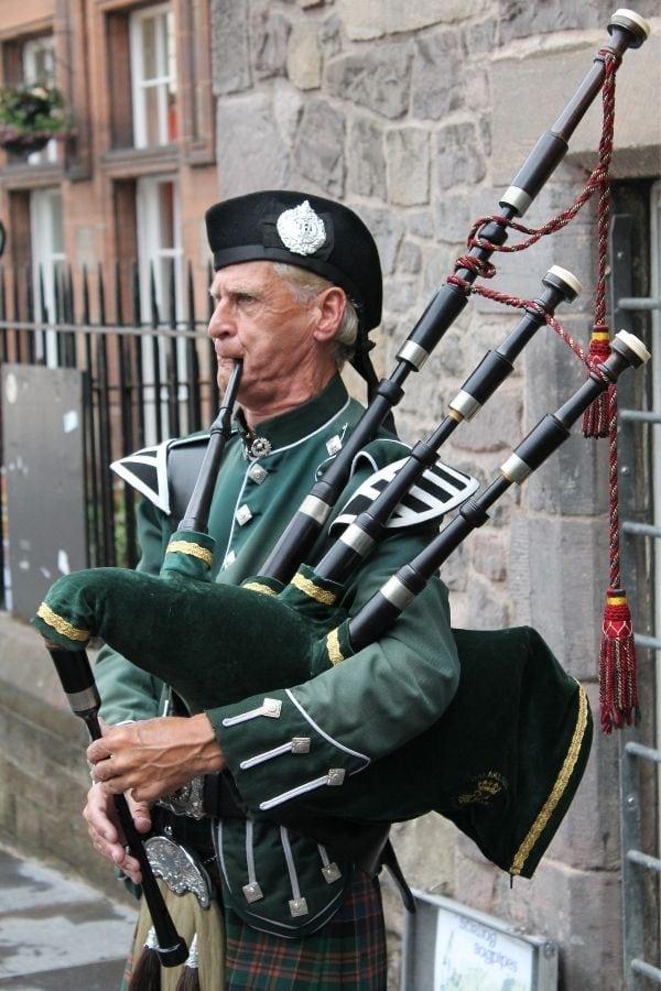 scotland facts