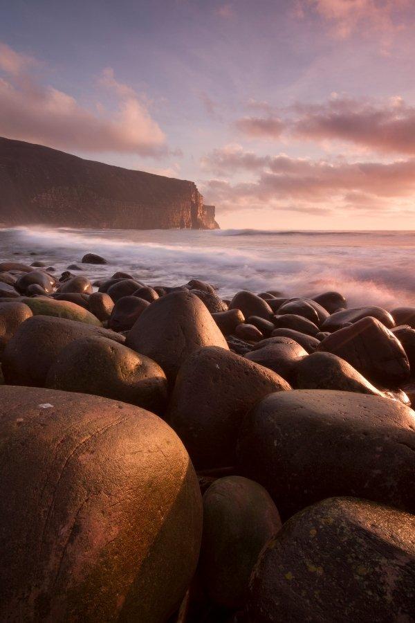 Stradwick Bay, Orkney