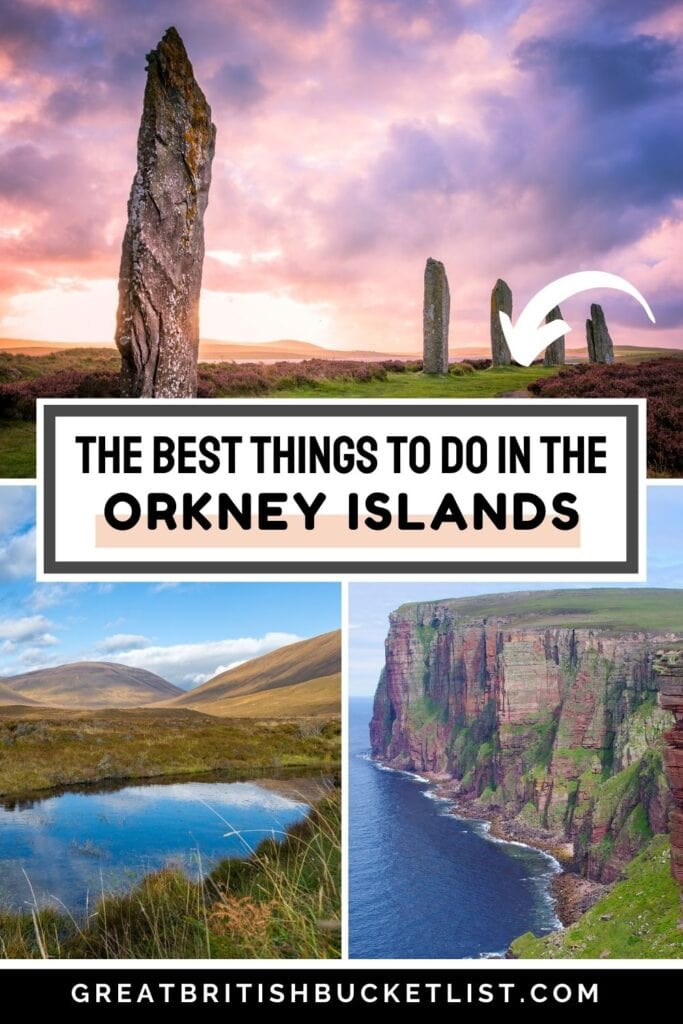 things to do in the orkney islands