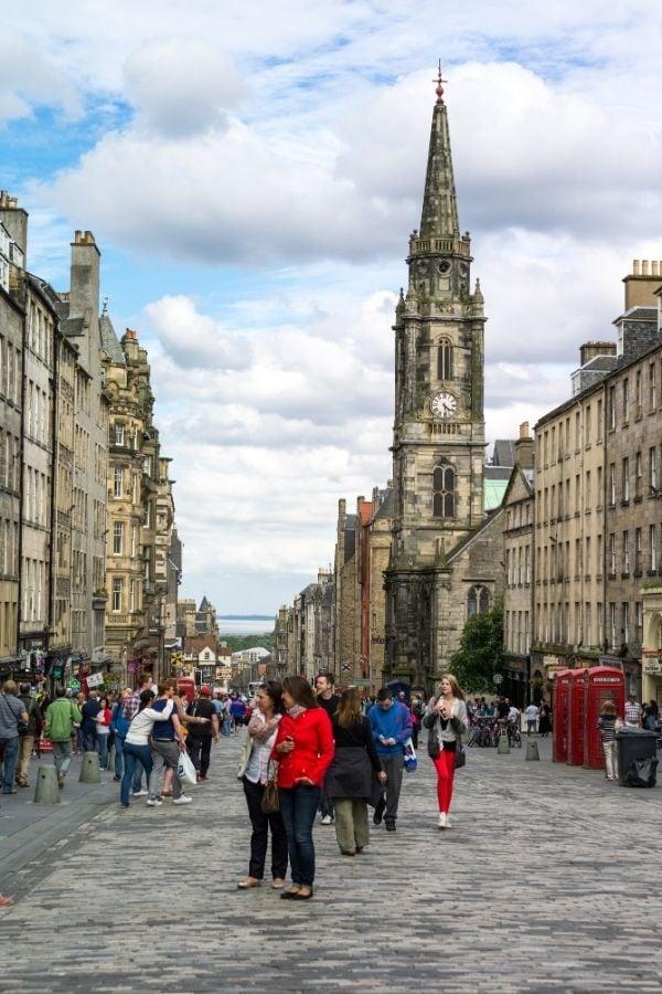 where to go in scotland