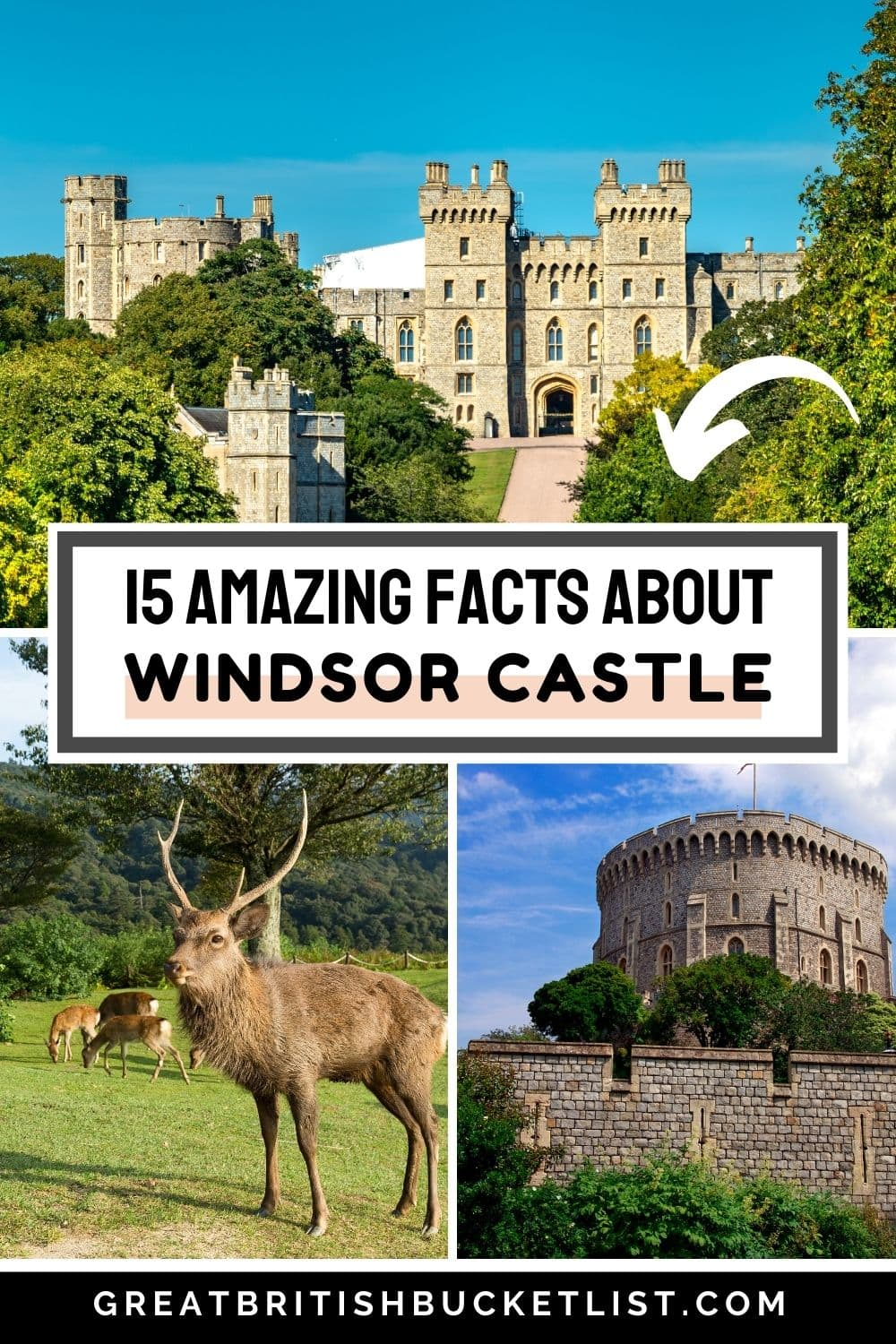 15 amazing facts about Windsor Castle