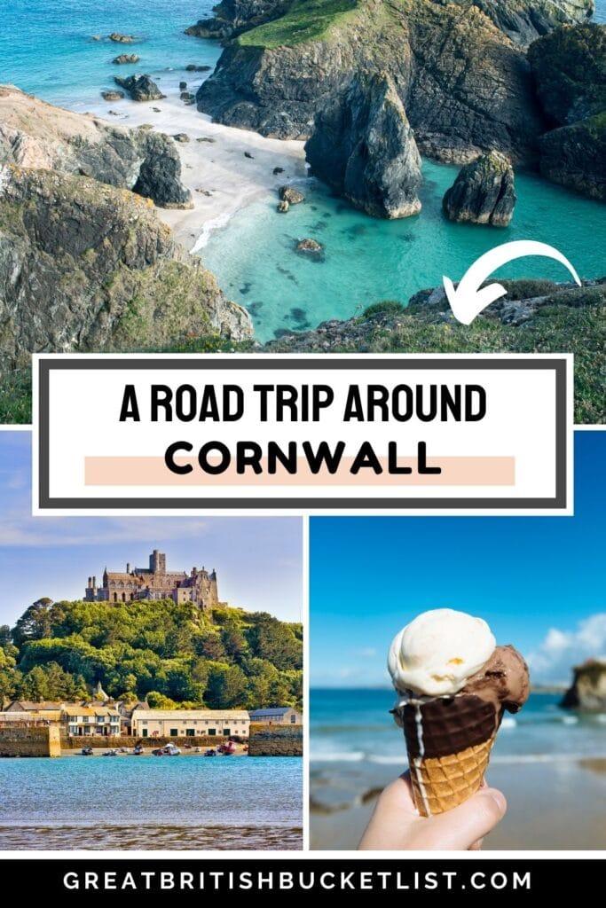cornwall road trip itinerary