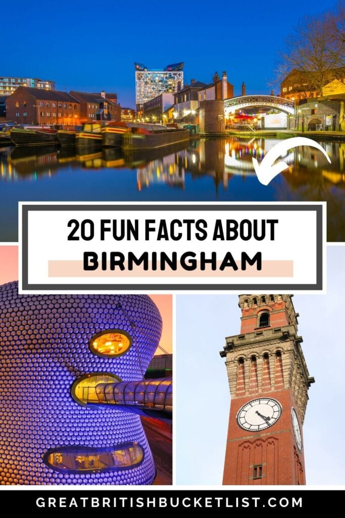 facts about birmingham