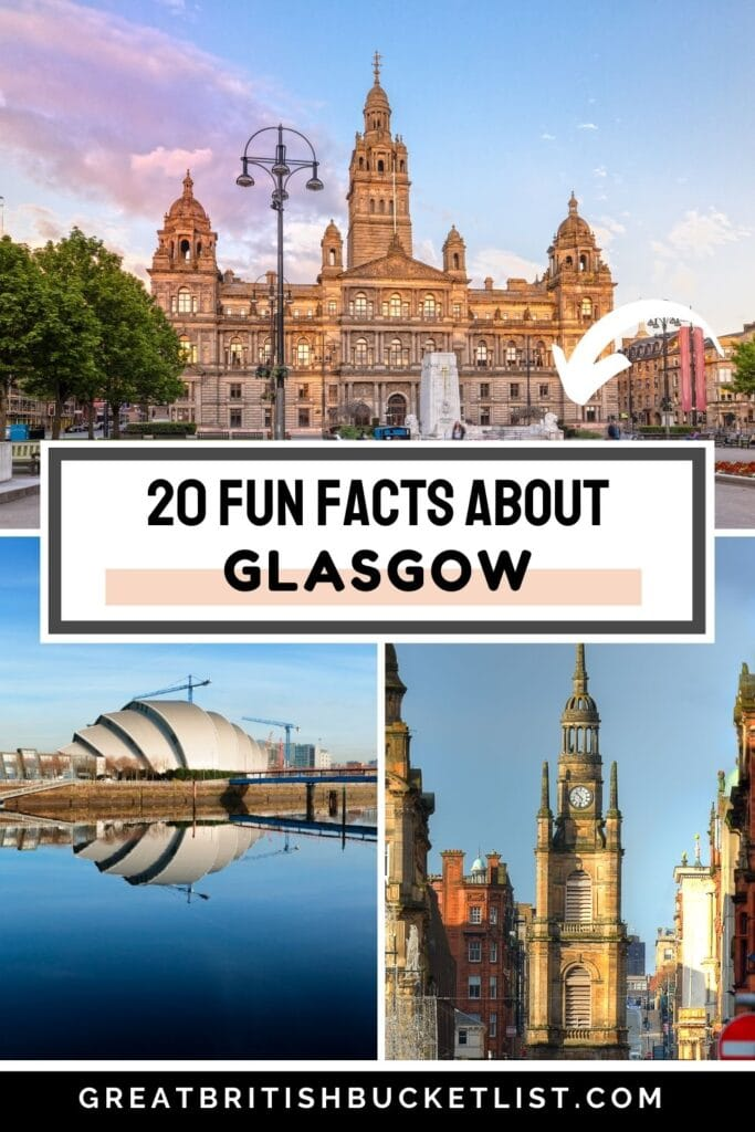 facts about glasgow