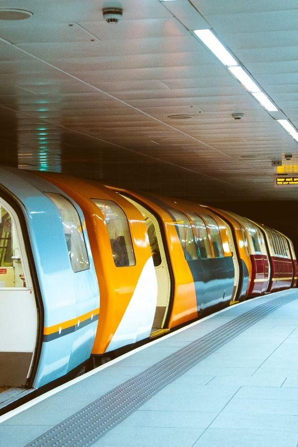Glasgow subway system
