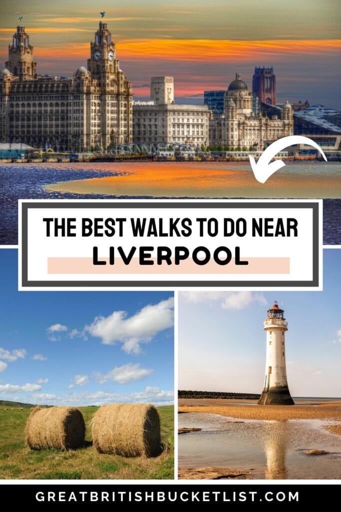 The BEST Walks Near Liverpool, England