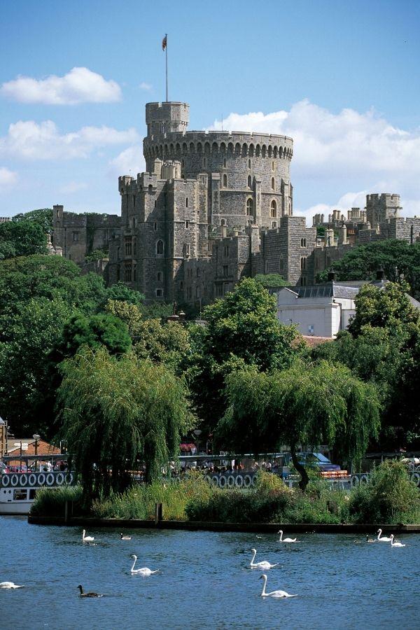 views of windsor castle