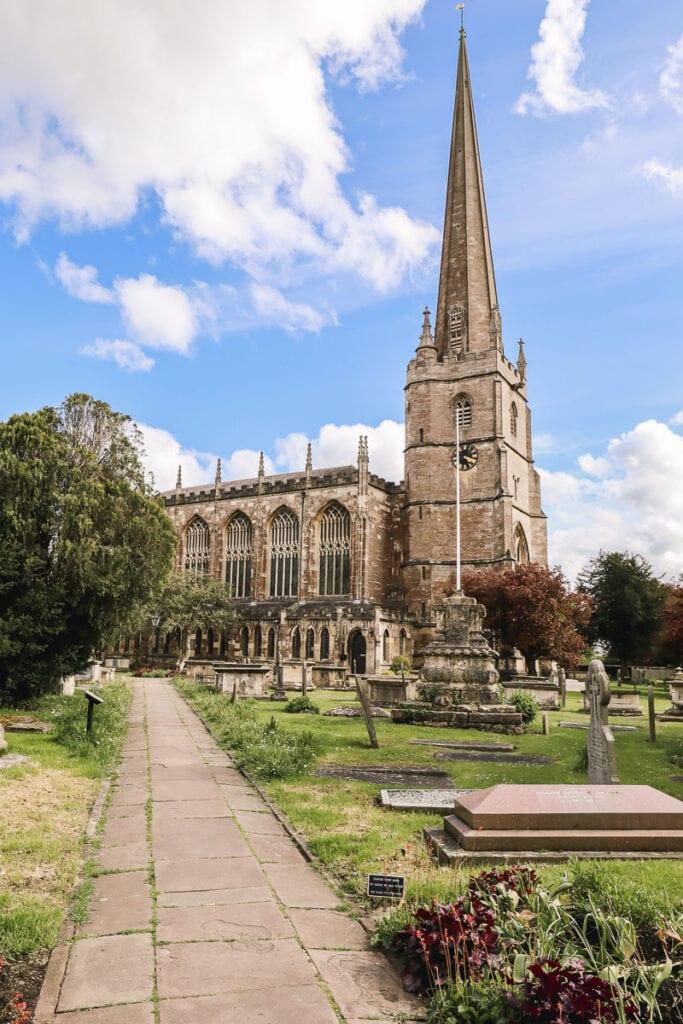 St Marys Church Tetbury -1