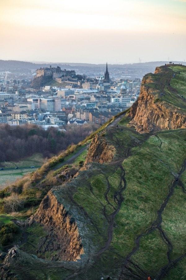 arthurs seat scotland