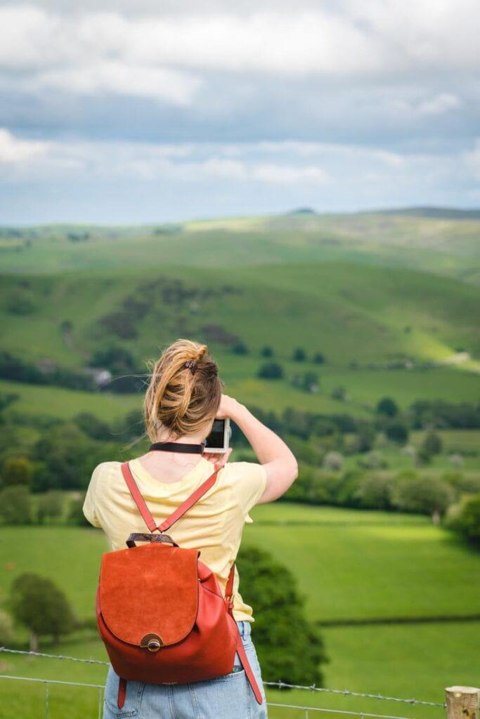 hiking in shropshire