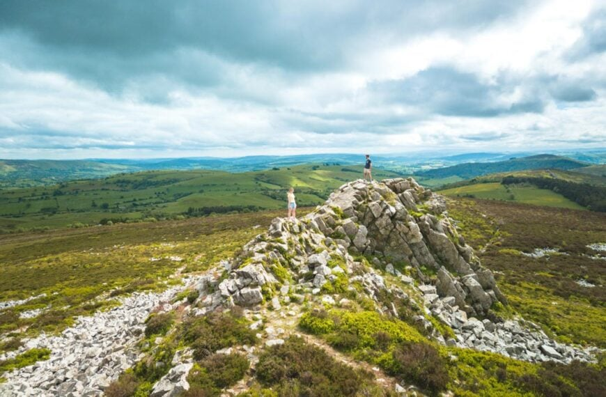 The Ultimate Guide to the Stiperstones Walk, Shropshire