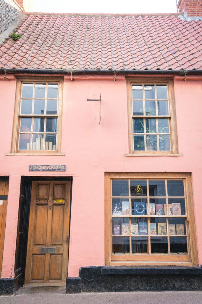 book shop cromer