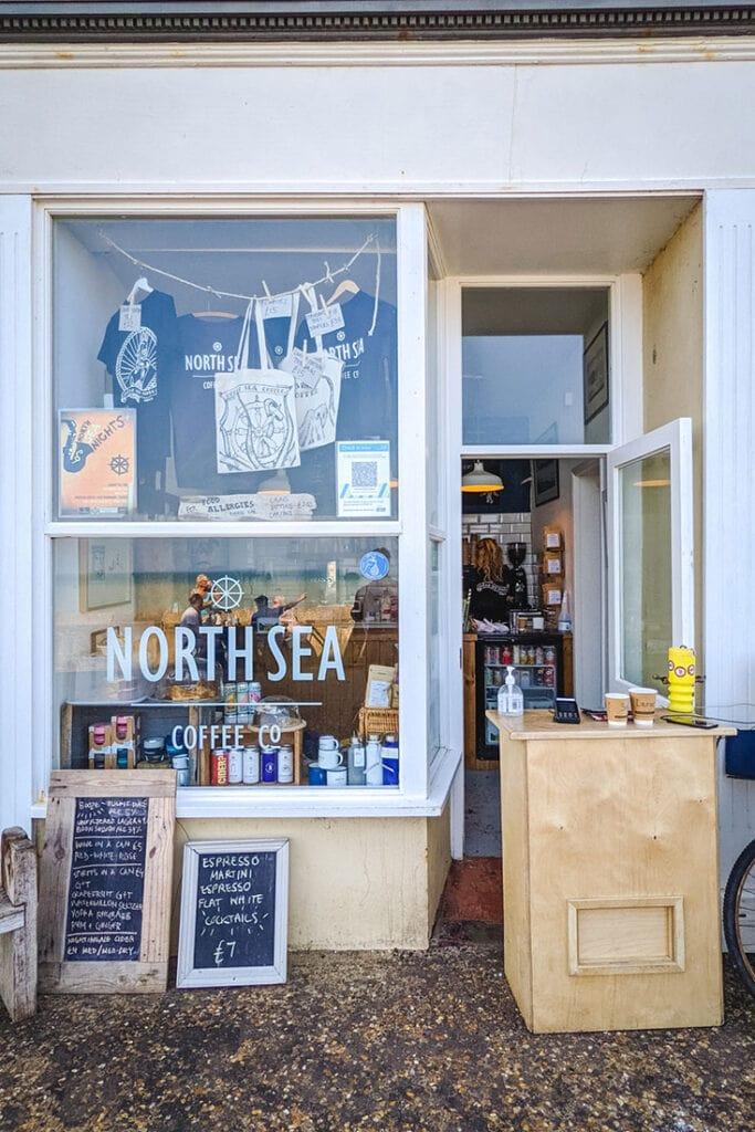 north sea coffee co