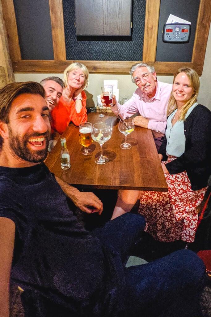 pub quiz kings head