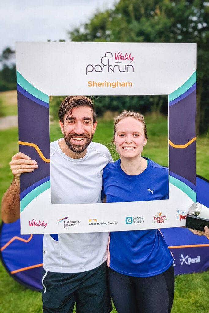 sheringham park run